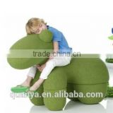 Colorful leisure lovely kids pony chair design by eero aarnio horse children chair