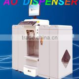 AO200 simultaneous colorant paint dispenser machine/0.077ml accuracy full automatic colorant dispenser machine