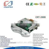 Cashless Manual Insert Kiosk RFID/IC CRT-288B Card Reader