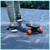 Portable mini moility electric hoverboard with samsung lithium battery 2000 w electric skateboard