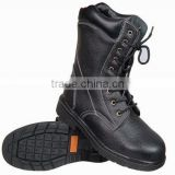 material leather safety shoe