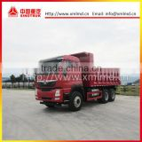 SINOTRUK HOMAN 6x4 Used Dump Truck For Sale
