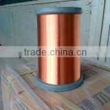 Enamelled Copper Clad Aluminum Wire(ECCA),insulating film coating,widely apply to motors