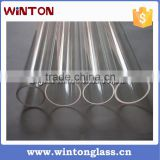 Winton glass crack pipe, pyrex glass tubing