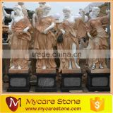 Hot sale Beautiful Femal Garden statue of four season Sculpture