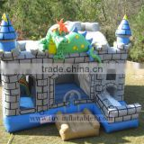 High quality customized dragon bounce castles