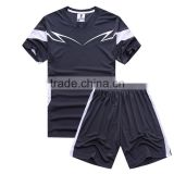OEM Men's Sport Shirt and Short Men's Sportwear Suit