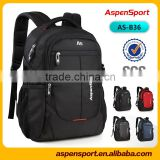 high quality water resistant laptop backpack bag