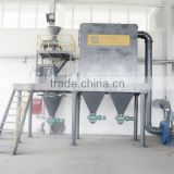 china ultrafine alumina Powder Air Separator/micron/powder pulverize machinery/ superfine jet mill classification/grader