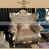 indian palace royal throne unique design elegant velvet sofa set