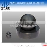 API 11ax Oil Pump Valve Ball and Seat, Tungsten Carbide Valve Ball and Valve Seat with factory price