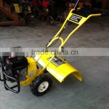 china wholesale 7Hp 700mm Self Propelled 3-point rotary tiller,power tiller walking tractor,mini rotavator tiller