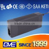 Safety standards 96w 12v 8a laptop power adapter with pass LPS