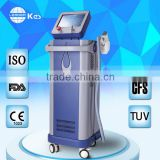 2015 hot sale sapphire dilas 808nm diode hair removal beauty equipment laser light therapy