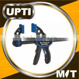 Taiwan Made High Quality DIY Tool One Hand Bar Clamp & Spreader (One Color)