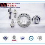 Customized ton hydraulic puller heavy duty worm gears winch