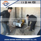 2017 China New Technology Constructions Wall Automatic Cement Plastering Machine for ceiling