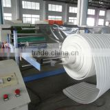 aluminium foil and pe foam sheet laminating machine