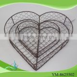 China goods wholesale iron wire baskets