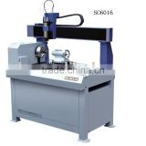 SUDA Afflatus Cylinder CNC Engraver with rotary device