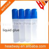 30ml clear paper liquid fast glue stick