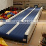 high quantity gym inflatable tumble track
