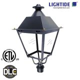 DLC Premium LED Post Top Lights 50W, LT-PTB50