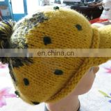 2013new fashion winter ladies kintted hat