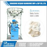 automatic single cylinder socks manufacturing hosiery machine