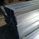 Professional hot-dip galvanized Cable Tray for indoor Projects usage