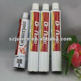 GMP Standard Aluminum Pharmaceutical Ointment Filling Tube