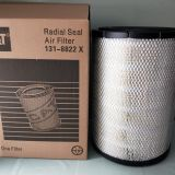 Radial seal Air filter Cat 313d air filter 131-8822 X