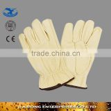 High Quality Skin Tight Leather Gloves Cow Skin Driver Gloves LG030