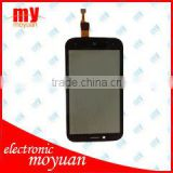 Best price Touch screen digitizer replacement glass lens for Nokia Lumia 822 touch screen 100% Brand New Original black