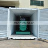 New products in China 600KVA container type permanent magnet diesel generators with 4006-23TAG2A engine for sale