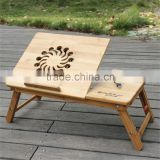 portable computer desk wooden bamboo laptop bed desk as seen on TV                                                                         Quality Choice