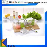 Muti function plastic vegetable slicer , vegetable chopper, grater                                                                         Quality Choice