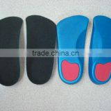 3/4 flat arch support EVA Orthotic Insole LW-03-0001