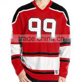2016 OEM custom cheap ice funny hockey jerseys with great price
