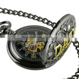 New Mens Elegance Pocket Watch Antique Quartz Pocket Watch Pocket WP125