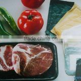 China Manufacturer Supermarket Display Meat Fruit Vegetable Plastic Container Frozen Food Packaging