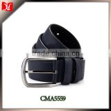 Fashion business pin buckle italian leather belt for men italian leather belts wholesale