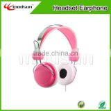 Shenzhen Factory USB Cable Headphone for Computer .High Performance headset with mic(EH-S414)