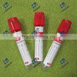 Plain Vacuum Blood Collection Tube with red top