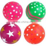 2014 High quality High bounce ball , rubber handballs