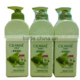 natural and organic olive oil shampoo series