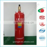 Factory manufacture fire suppression systems fm200 gas 100L/120L/150L/180L