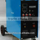 Shanghai Rongyi MIG250 NEW IGBT CO2 SHIELDED INVERTER DC MIG WELDER