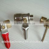 metal and brass power hand power sprayer switch