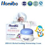 Baby skin and body whitening cream for Honibo baby Antifreeze Herbal Cream                                                                                                         Supplier's Choice